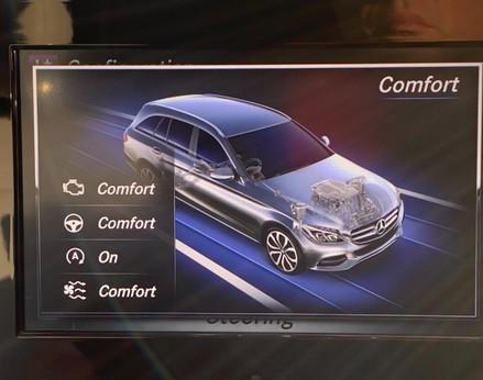 Mercedes-Benz C Class C250 D SPORT 35