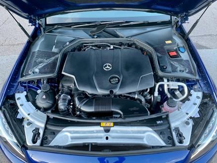 Mercedes-Benz C Class C250 D SPORT