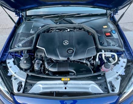 Mercedes-Benz C Class C250 D SPORT 7