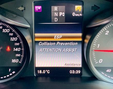 Mercedes-Benz C Class C250 D SPORT 24
