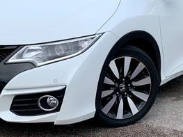 Honda Civic I-VTEC SR 3