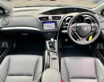 Honda Civic I-VTEC SR 2