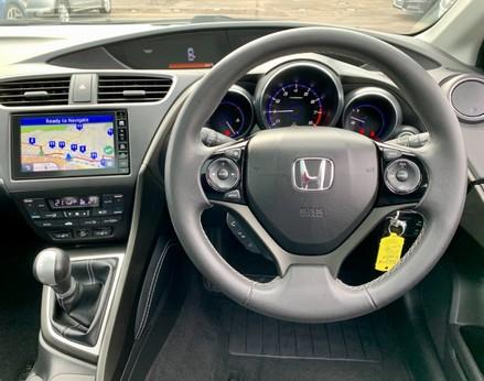 Honda Civic I-VTEC SR 18