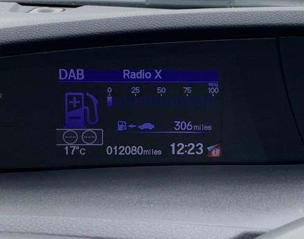 Honda Civic I-VTEC SR 22
