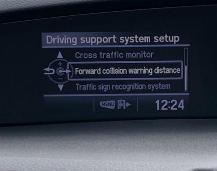 Honda Civic I-VTEC SR 24