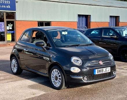 Fiat 500 LOUNGE 4