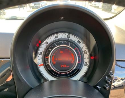 Fiat 500 LOUNGE 19