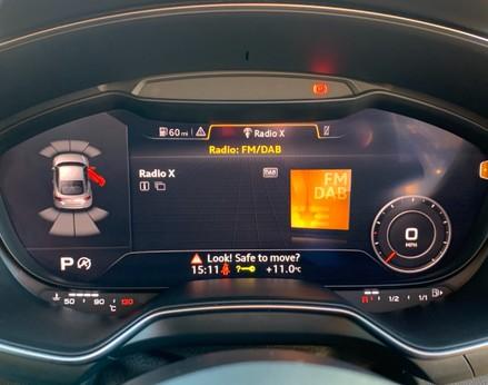 Audi TT TFSI QUATTRO SPORT 20