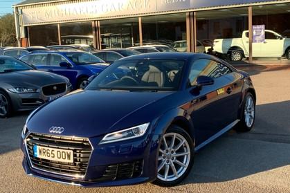 Audi TT TFSI QUATTRO SPORT