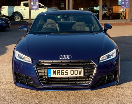 Audi TT TFSI QUATTRO SPORT 5