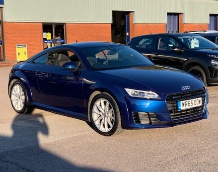 Audi TT TFSI QUATTRO SPORT 4