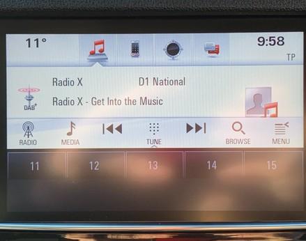 Vauxhall Mokka X DESIGN NAV 24