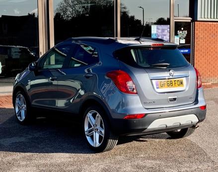 Vauxhall Mokka X DESIGN NAV 9