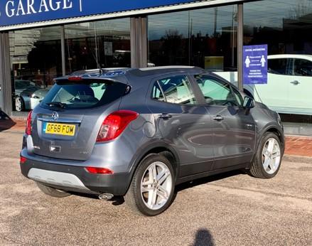 Vauxhall Mokka X DESIGN NAV 8