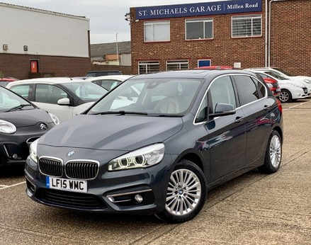 BMW 2 Series 218D LUXURY ACTIVE TOURER 1