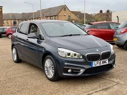 BMW 2 Series 218D LUXURY ACTIVE TOURER 4