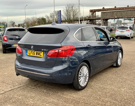 BMW 2 Series 218D LUXURY ACTIVE TOURER 8