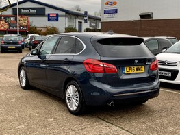 BMW 2 Series 218D LUXURY ACTIVE TOURER 9