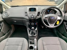 Ford Fiesta ZETEC 2