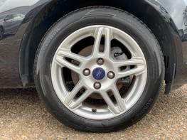 Ford Fiesta ZETEC 16