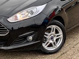 Ford Fiesta ZETEC 3