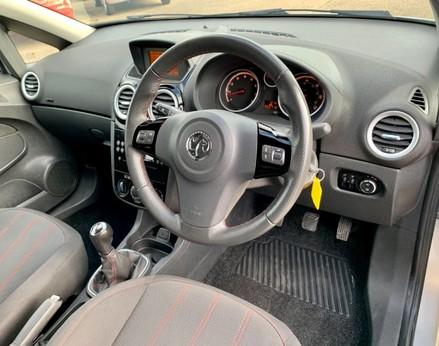 Vauxhall Corsa SXI AC 17