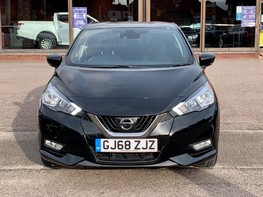 Nissan Micra IG-T N-CONNECTA 5