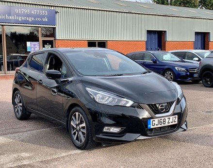 Nissan Micra IG-T N-CONNECTA 4