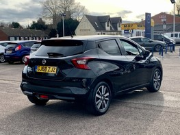 Nissan Micra IG-T N-CONNECTA 49