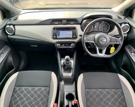 Nissan Micra IG-T N-CONNECTA 2