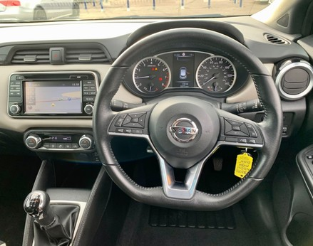 Nissan Micra IG-T N-CONNECTA 18