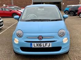 Fiat 500 POP STAR 5