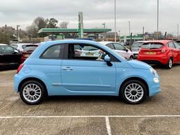 Fiat 500 POP STAR 10