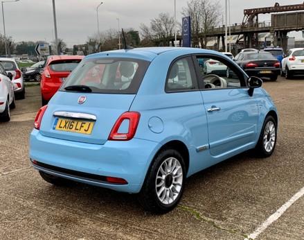 Fiat 500 POP STAR 8