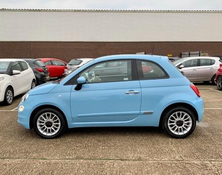 Fiat 500 POP STAR 11