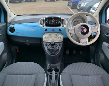 Fiat 500 POP STAR 2