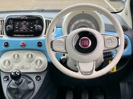 Fiat 500 POP STAR 18