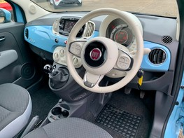 Fiat 500 POP STAR 17