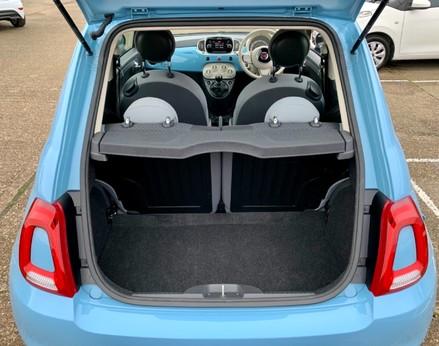 Fiat 500 POP STAR 45