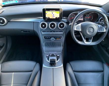 Mercedes-Benz C Class C220 D AMG LINE PREMIUM 2
