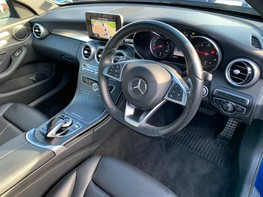 Mercedes-Benz C Class C220 D AMG LINE PREMIUM 17