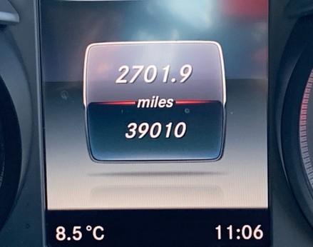 Mercedes-Benz C Class C220 D AMG LINE PREMIUM 20