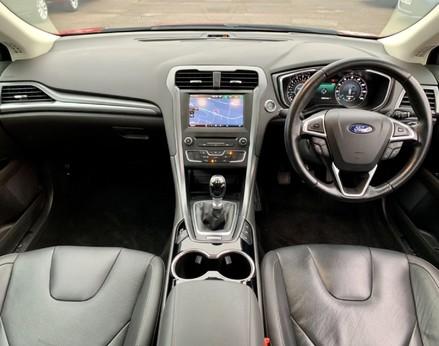 Ford Mondeo TITANIUM TDCI 2
