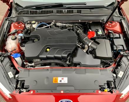 Ford Mondeo TITANIUM TDCI 7