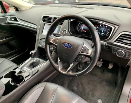 Ford Mondeo TITANIUM TDCI 17