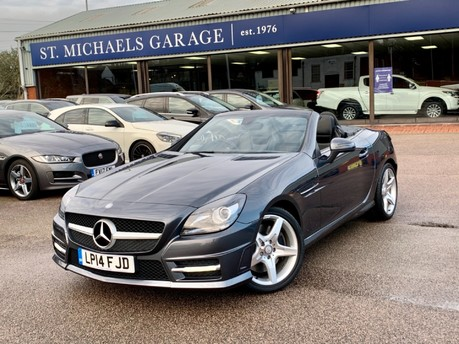 Mercedes-Benz SLK SLK250 CDI BLUEEFFICIENCY AMG SPORT