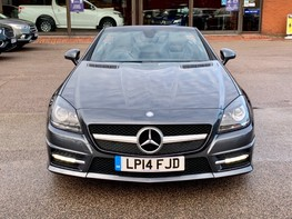 Mercedes-Benz SLK SLK250 CDI BLUEEFFICIENCY AMG SPORT 5