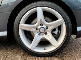 Mercedes-Benz SLK SLK250 CDI BLUEEFFICIENCY AMG SPORT 14
