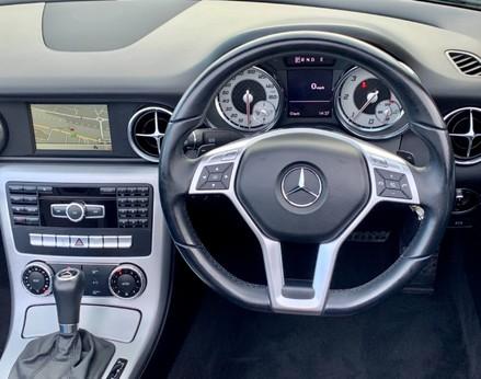 Mercedes-Benz SLK SLK250 CDI BLUEEFFICIENCY AMG SPORT 18