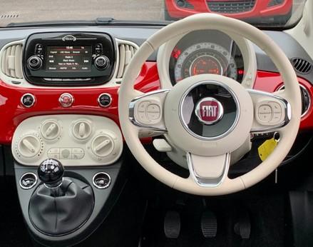 Fiat 500 LOUNGE 18